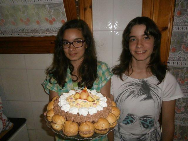 torta sg per gemella celiaca