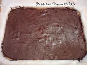 strato di cioccolato