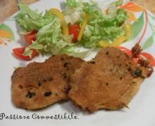 Crocchette di pesce persico, senza frittura e senza uova