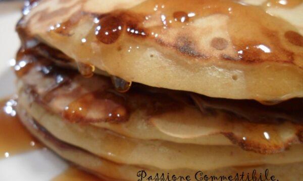 Pancakes a colazione