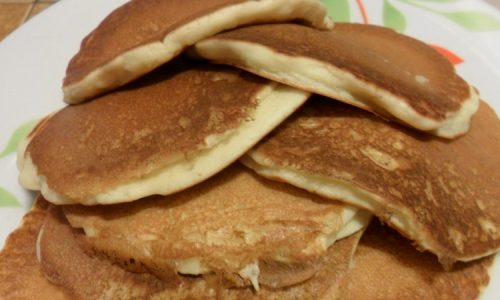 I pancakes di Quentin