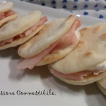 Piadine finger food