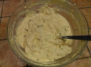 composto per tortine all'arancia