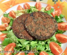 Hamburger vegetali