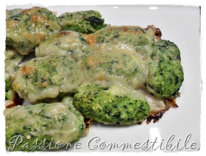gnocchi verdi