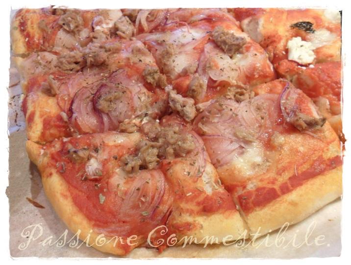 pizza metodo Tang Zhong