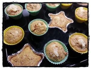 muffin integrali cotti