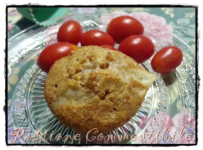 muffin integrali salati