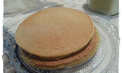 Pancake della salute