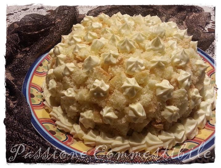 Torta Mimosa sg