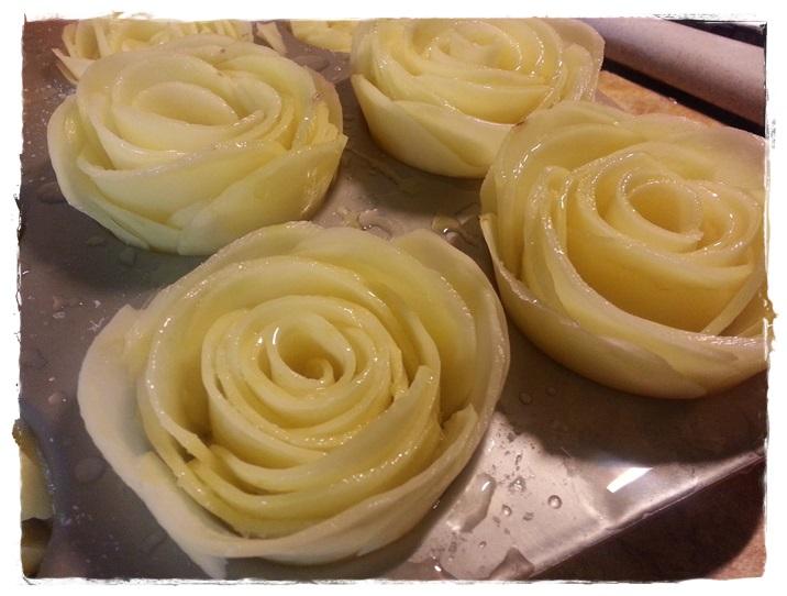 roselline di patate