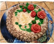 Torta Rose Rosse per Te