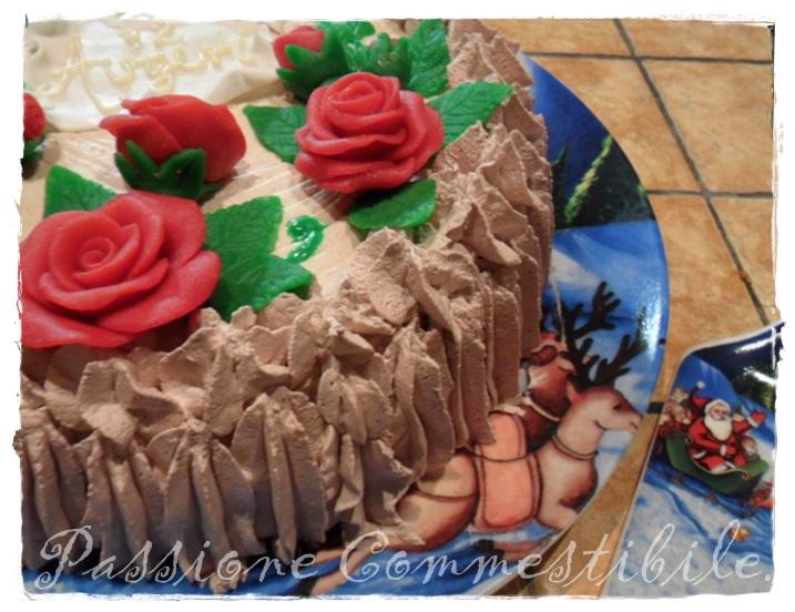 torta rose rosse 1