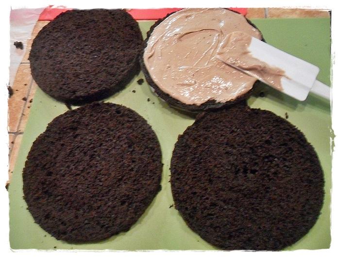 torta Moretta al cacao