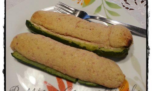 Zucchine alla crema cotta di ricotta