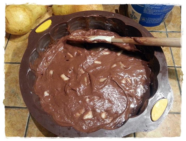 torta cruda