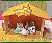 Presepe Commestibile