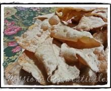 Crostoli senza glutine