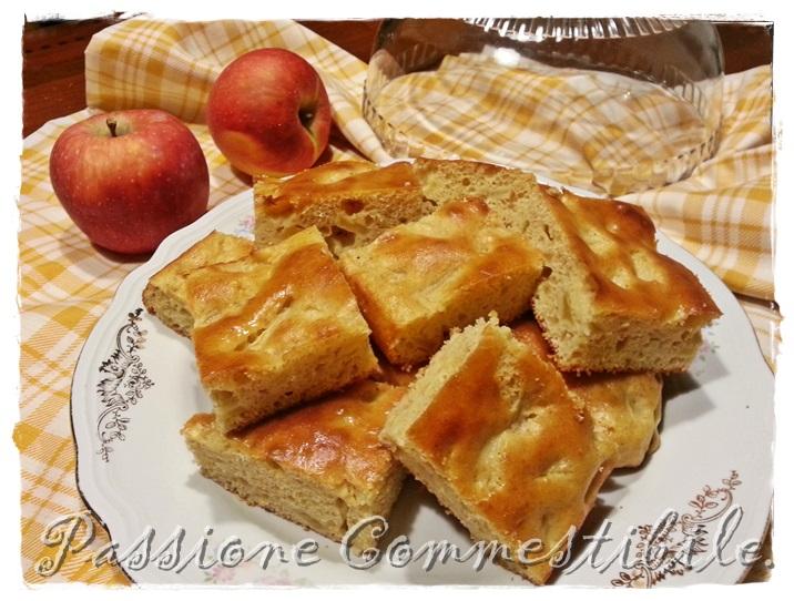 torta di mele asi