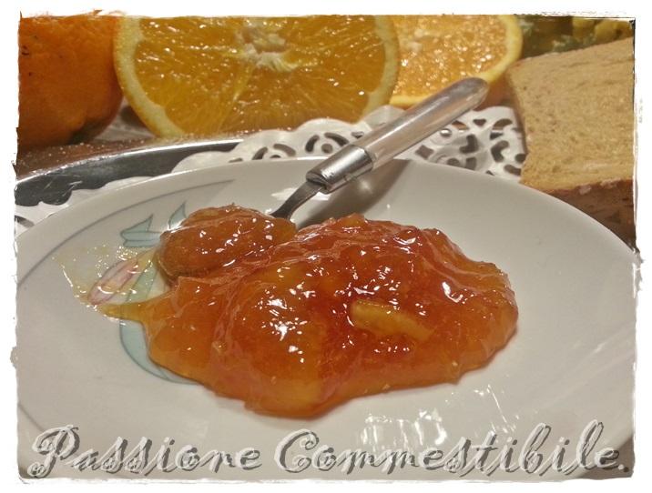 Conserva di aranci di Pellegrino Artusi