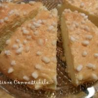 Tortina al limone senza glutine
