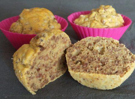Muffin di lenticchie – antipasto Capodanno