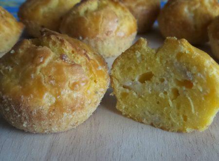 Muffin al pesce spada affumicato