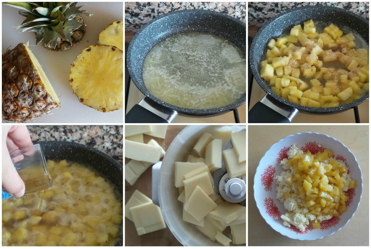 babka ananas e cocco