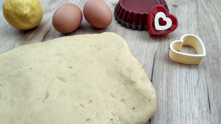 Pasta frolla classica