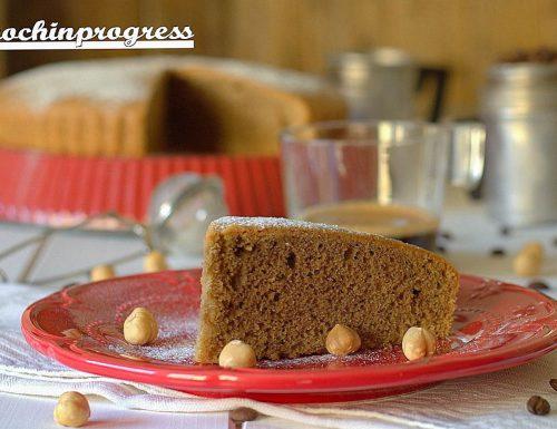 Torta caffè e nocciole Piemonte