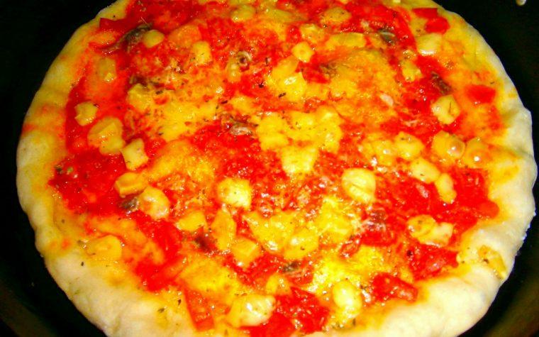 Pizza svuota frigo