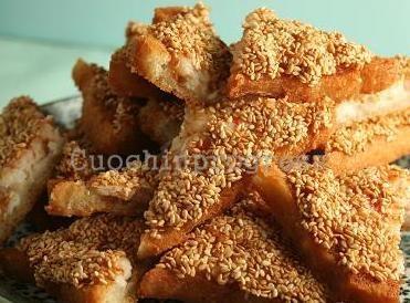 Toast di gamberi ( Cina )