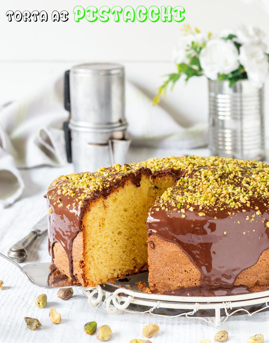 torta pistacchi
