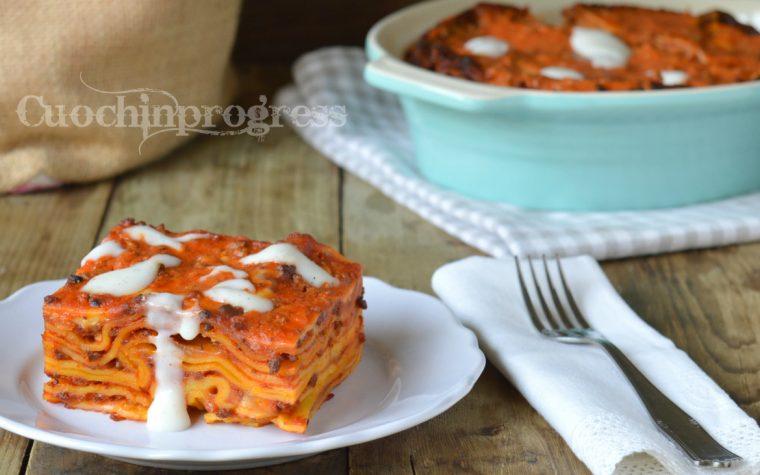 Lasagne classiche al forno