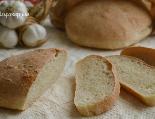 Pane con lievito madre essiccato