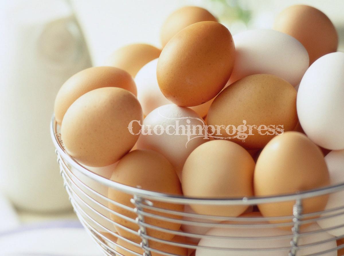 Come capire se un uovo è ancora buono?