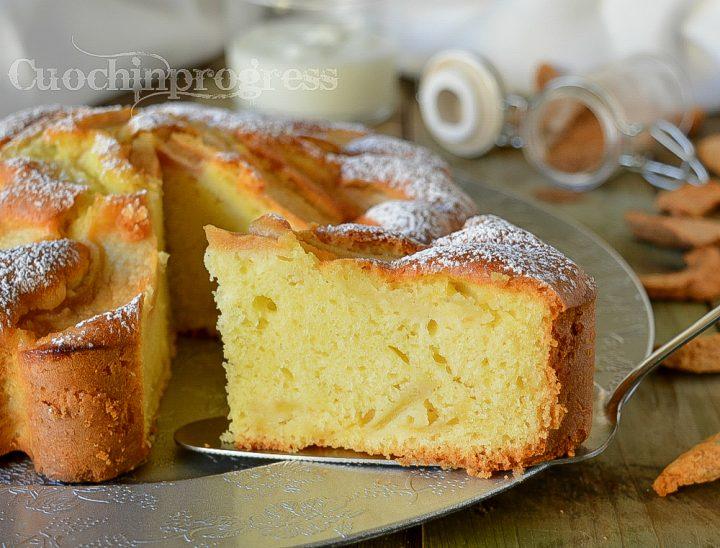 torta 7 vasetti alle mele