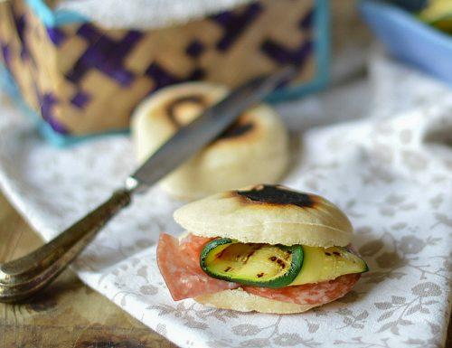 Batbout il pane marocchino cotto in padella