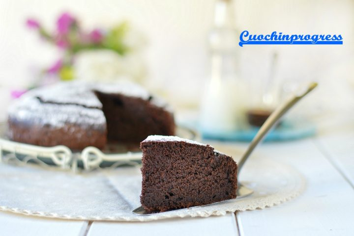 delizia ricotta e cioccolato