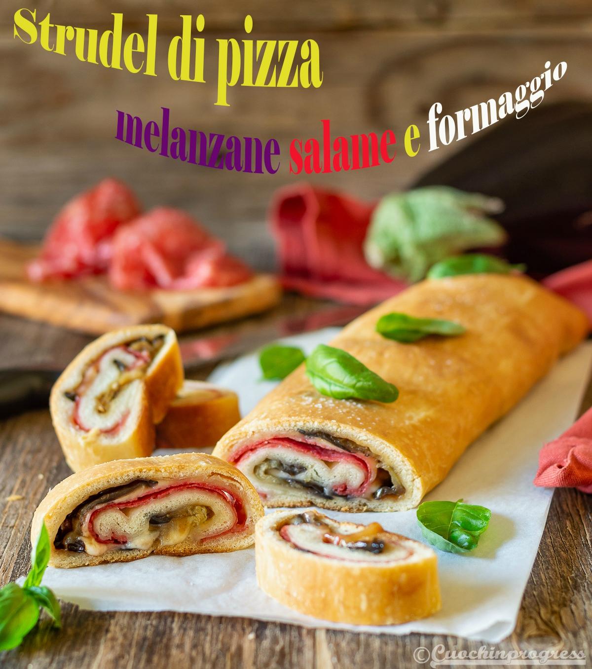 strudel di pizza