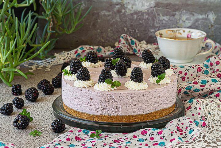 cheesecake fredda alle more