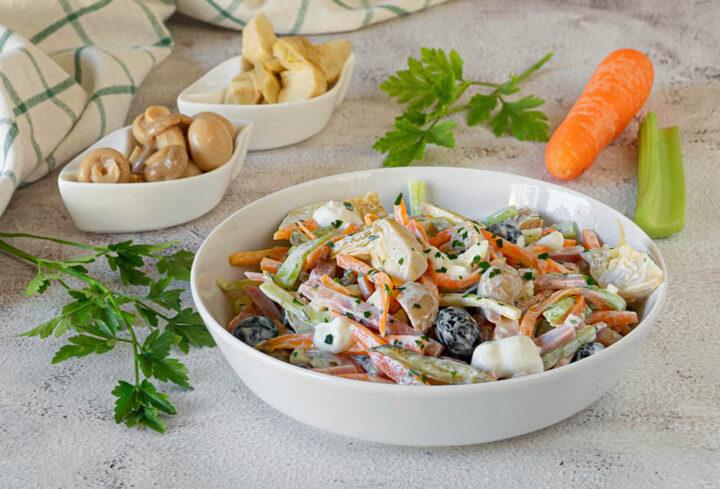 insalata capricciosa