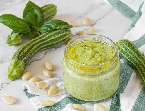 Pesto di zucchine