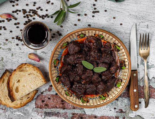 PEPOSO DELL'IMPRUNETA ricetta tipica toscana