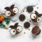 CUPCAKES GUFO ricetta sfiziosa per Halloween