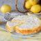 TORTA DI RICOTTA E LIMONE senza glutine e cremosa