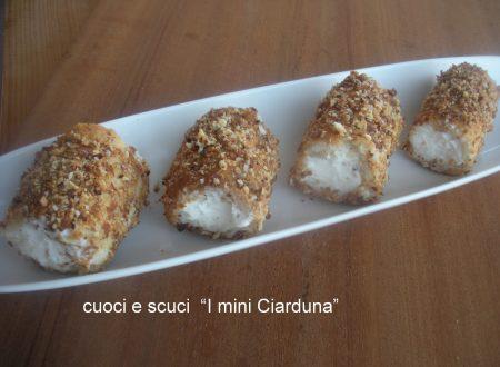I ciarduna – dolci Siciliani