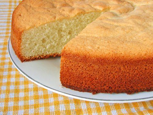 Il pan di spagna…. ricetta perfetta