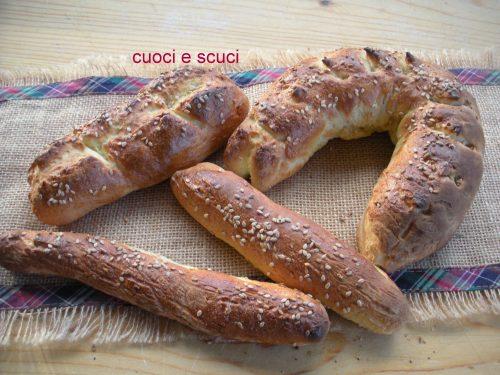 Il pane Siciliano…