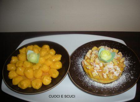 Mimose…dolci…